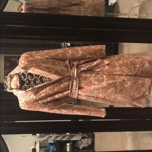 Arden B rose gold jacket